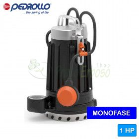DCm 20 - electric Pump in cast iron for clean water single-phase