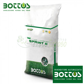 Sprint N 27-0-14 - Fertilizer for the lawn 25 Kg