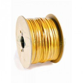 Spool 762 meters of cable 1x2.5 mm2 yellow