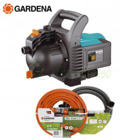 3500/4 Classic - Pump Set from the garden