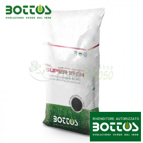 Super Iron 9-9-9 + 11 Fe - Fertilizer for the lawn from 22.7 Kg