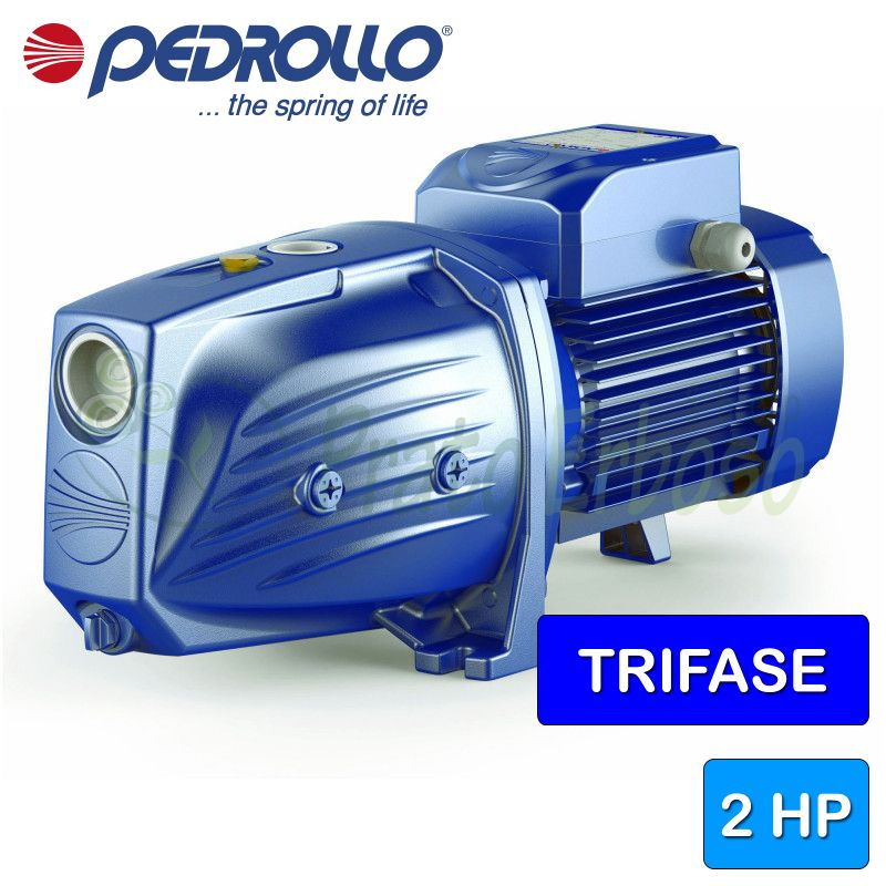 JSW 3BL - electric Pump, self-priming, three-phase