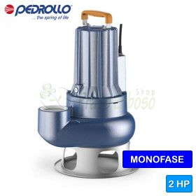 MCm 30/50 - electric Pumps for sewage, non-clog type single-phase