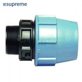 S095020034 - compression Fitting to 20 x 3/4""