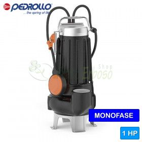 MCm 10/45 - electric Pumps for sewage, non-clog type