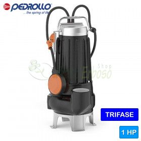 MC 10/45 - electric Pumps for sewage with dual-CHANNEL