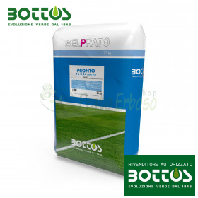 Ready 16-0-14 - Fertilizer for the lawn 25 Kg