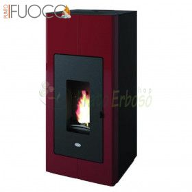 Ilaria Hydro - Thermo pellet from 17.5 Kw red