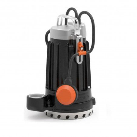 DC-8 - electric Pump in cast iron for clean water three-phase