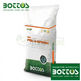 Poly Green 18-8-12 - Fertilizzante per prato da 25 Kg