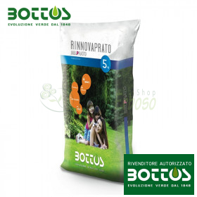 Rinnovaprato - Seeds for lawn of 5 Kg