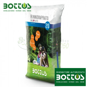 Rinnovaprato - Seeds for lawn of 20 Kg
