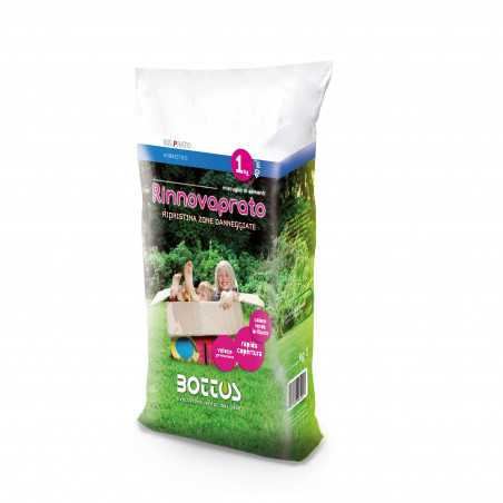 Rinnovaprato - Seeds for lawn of 1 Kg
