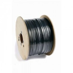 La bobina de 76 m de cable 5x0.8 mm2