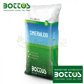 Smeraldo - Seeds for lawn of 20 Kg
