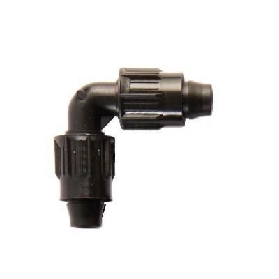 GG-GC-16 - Elbow with the nut 16 mm