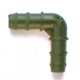 GG-GI-16A - Elbow hose connector 16 mm