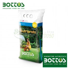 Nutriprato 12-6-6 - Fertilizer for the lawn 5 kg