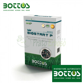 Bio Start 12-20-15 - Fertilizzante per prato da 2 Kg