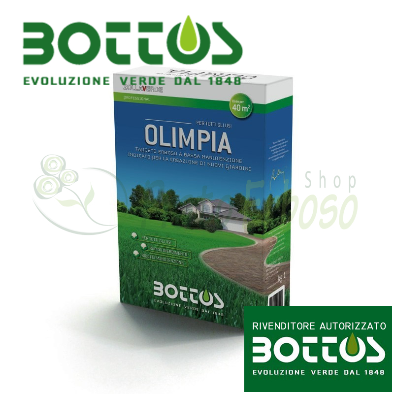 Olimpia - Seeds for lawn of 1 Kg
