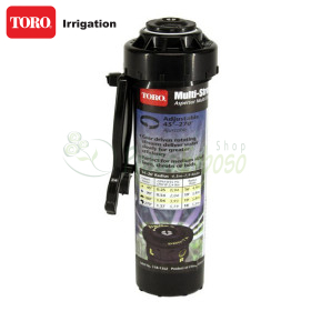 LPS Precision Rotating - Sprinkler power shower and retractable