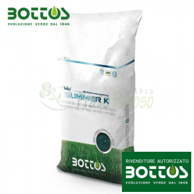 Summer K 10-0-30 - Fertilizer for the lawn 25 Kg