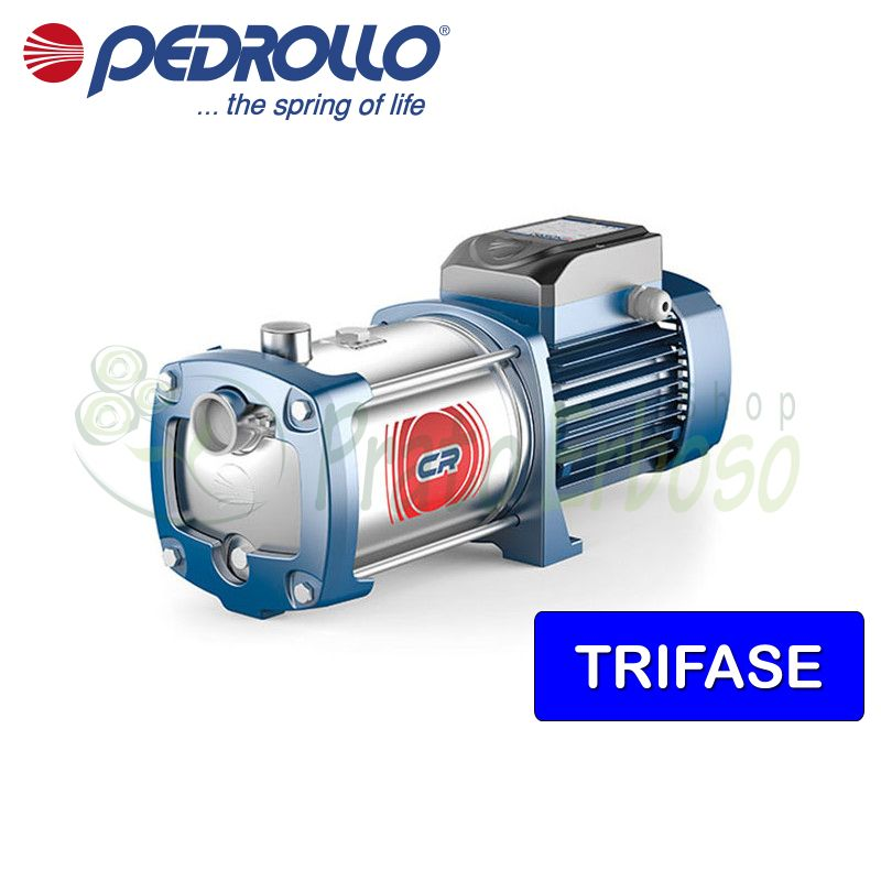 5CR 90X - Pump multigirante three-phase