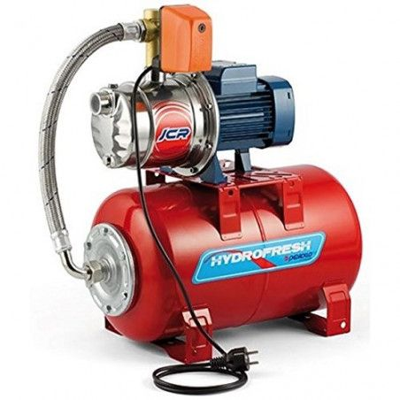 JCRm 2C - 24 CL - Group water pressure system with pump JCRm 2C