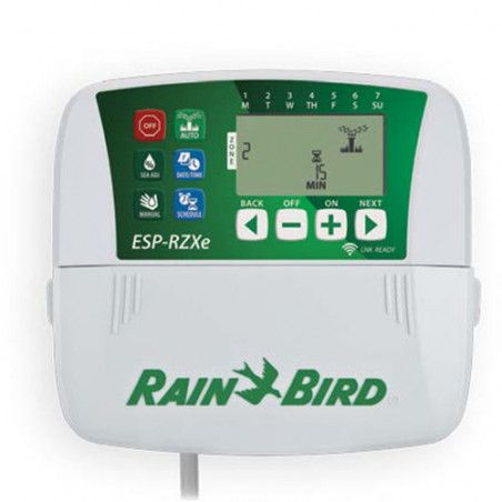 RZXe8i - Control unit with 8 stations for WiFi compatible indoor