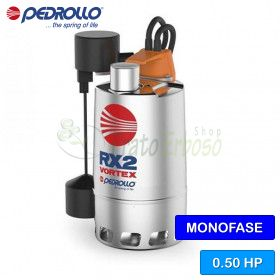 RX 2 - electric Pump for clear water three-phase