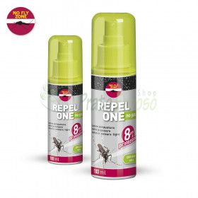 Repel One No Gas - Lotion insect repellent spray