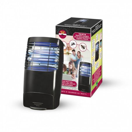 YOU GET IN - Device for the capture of mosquitoes from the
