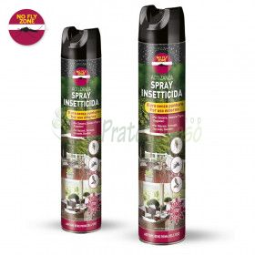 Acti Zanza Spray - Insecticide for outdoor environments, 750 ml