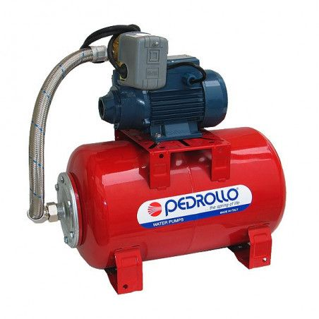 PKm 60 - 24 CL - Group water pressure system with pump PKm 60