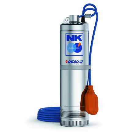 NKm 4/3-GE (10m) - submersible electric Pump single-phase with