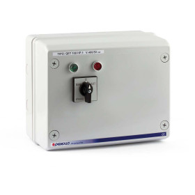 Vivid organiserxpress 050 - electric panel for electric pump three phase 0.50 HP