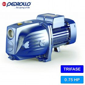 JSW 1AX - electric Pump, self-priming, three-phase