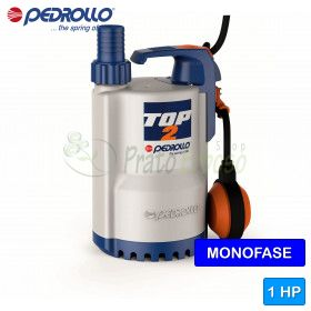 TOP 4 N - electric Pump to drain clear water