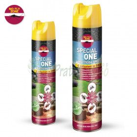 Especial de Uno - a - Spray repelente de insectos 600 ml