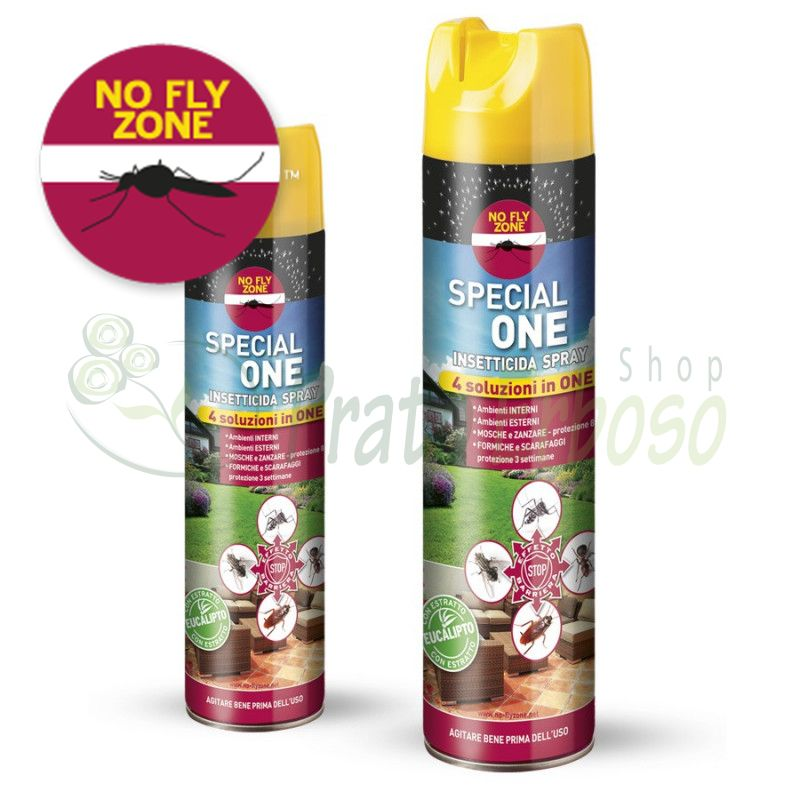 Special One - Spray insetto repellente da 600 ml