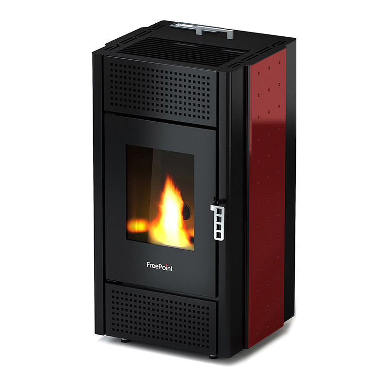 Cadel Pretty - pellet Stove 8.5 Kw - Free Point