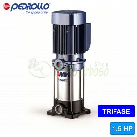 MK 5/5 - electric Pump, vertical multistage three-phase