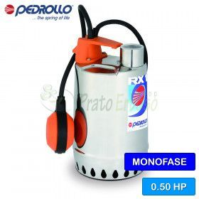 RX 1 - electric Pump for clear water three-phase