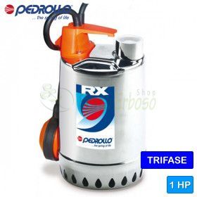 RX 4 - electric Pump for clear water three-phase