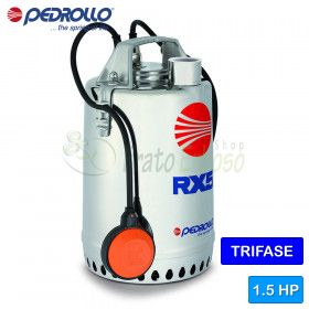 RX 5 - motor Pump for clear water three-phase