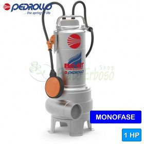 BCm 10/50-ST - electric Pump, sewage non-clog type single-phase