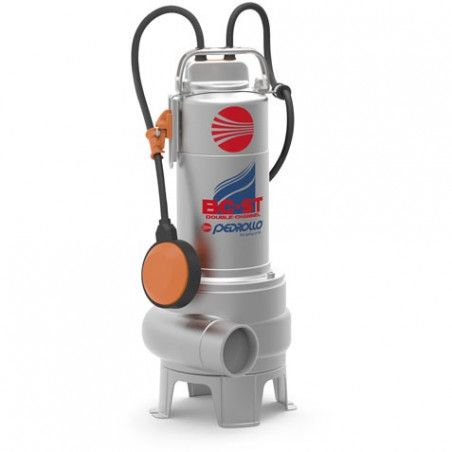 BC 10/50-ST - electric Pump for sewage water with dual-CHANNEL