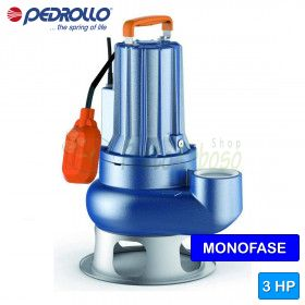 VXCm 30/50 - electric Pump for sewage water VORTEX single phase