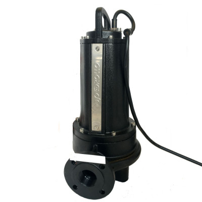 TR 2.2 - submersible electric Pump with shredder three phase