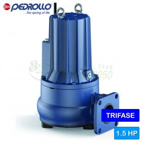 VXC 15/70-F - electric Pump for sewage water VORTEX three phase